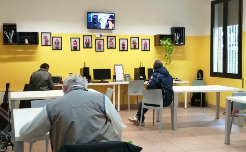 La Bussola: tra distanze di sicurezza e prossimità sociale